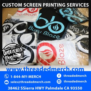 Screen Printed Promotional Shirts, Event Shirts